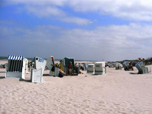 Strandleben Norderney