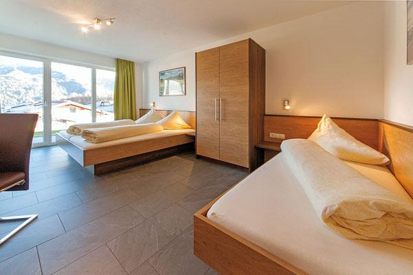 relax-ladis · Apart Pauli Ferienwohnung Einzelbett