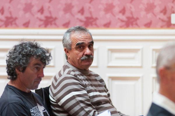 Bernard BIETA adjoint à Florac (48)