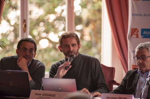 Alain LESTURGEZ Directeur de la Fédération Nationale des Communes Forestières