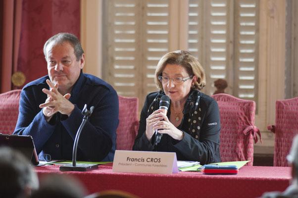 Gisèle JOURDA Sénatrice de l'Aude