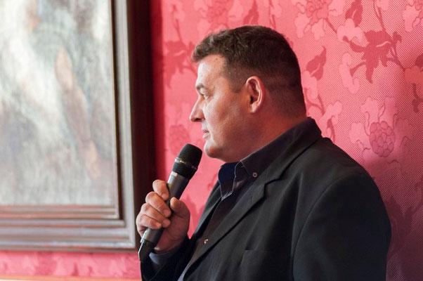 Denis MARTIN Maire d'Estenos (31)