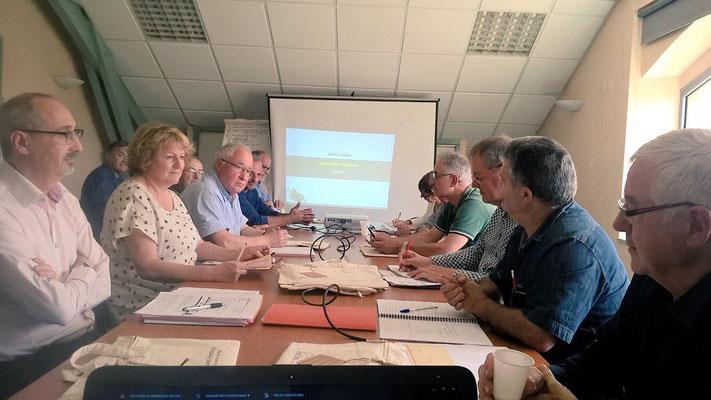 Assemblée Générale des Communes forestières de l'Aude