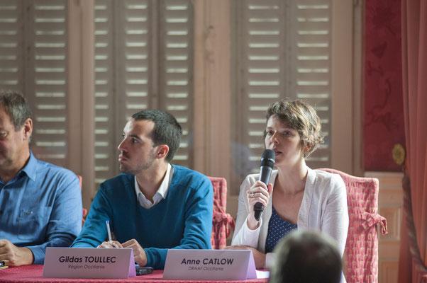 Anne CATLOW  DRAAF Occitanie
