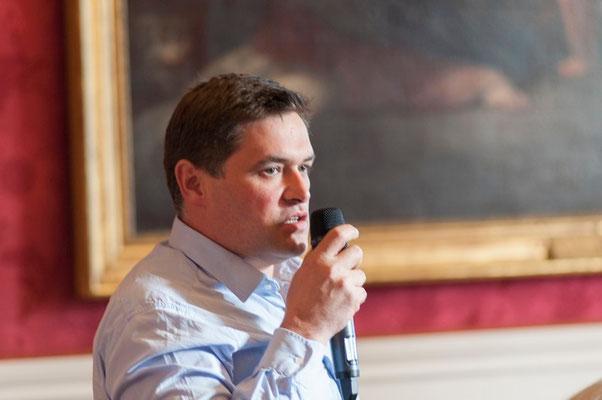 Emmanuel DAUTRY Conseillé Municipal à Saint Andéol de Clairguemort (48)