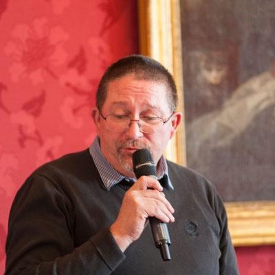 Henri COUDERC Maire de Saint Julien d'Arpaon (48)