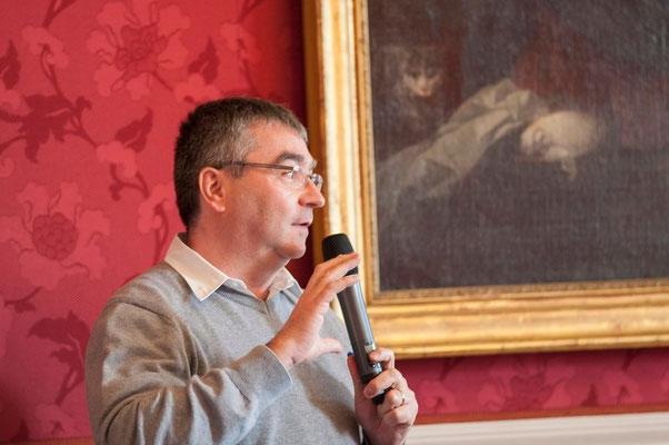 Alain ARGILIER Maire de Vébron (48)
