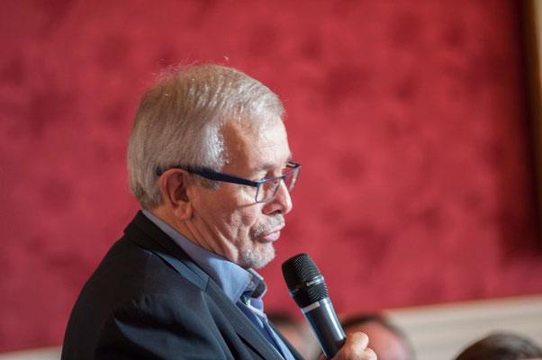 Serge CAZALS 1ier Adjoint à Anglès (81)