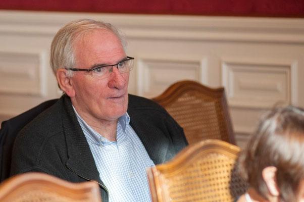 André BORDANEIL Maire de Maureillas las Illas