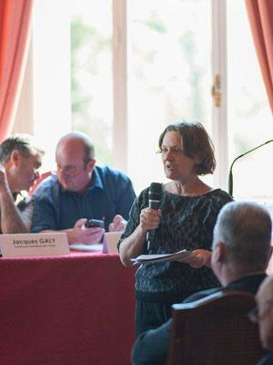 Irène SENAFFE Directrice de l'Union Régionale des Communes Forestières Midi-Pyrénéees