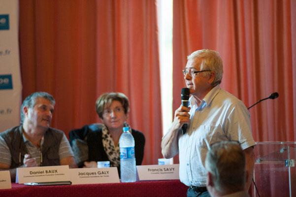 Michel CASTAN Président des communes forestières des Pyrénées-Atlantiques