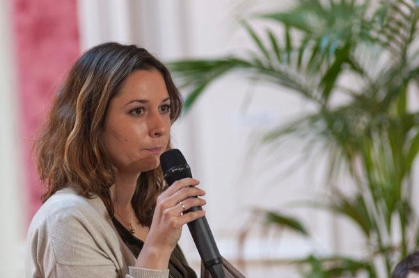 Cécile SANSPEUR Chargé de mission  démarches territoriales  à l'Union Régionale des Communes Forestières du Languedoc-Roussillon