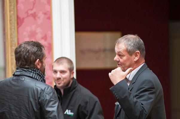 Francis Cros Président de la Communauté de commune du Haut-Languedoc (34)