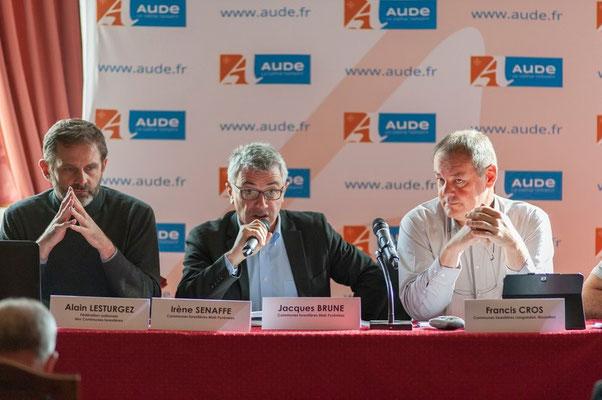 Jacques BRUNE Maire de Baudéan (65)