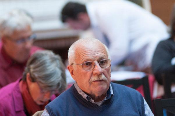 Robert GROS conseiller municipal à Riols (34)