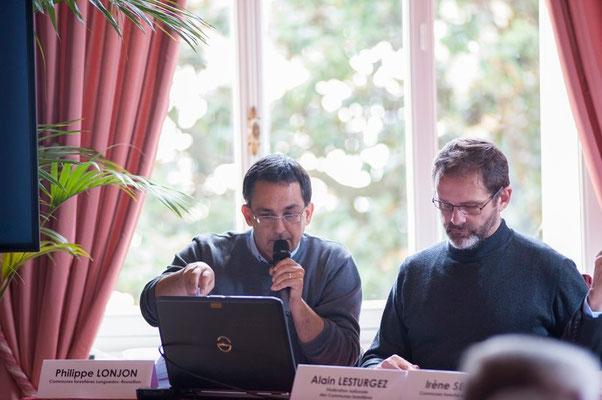 Philippe LONJON Directeur de l'Union Régionale des Communes Forestières du Languedoc-Roussillon