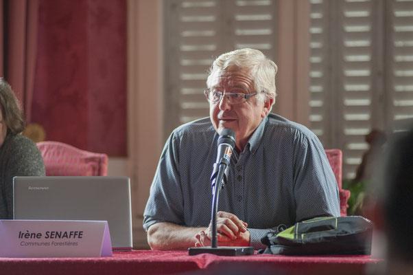 Michel CASTAN Président de l'UGS