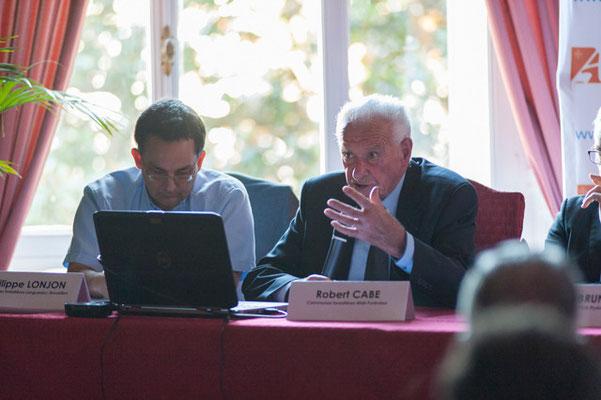 Robert CABE Administrateur de la Fédération Nationale des Communes Forestières