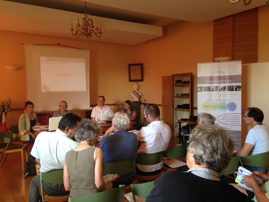 Assemblée Générale des Communes forestières de l'Hérault