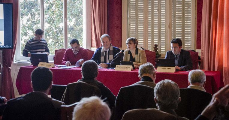 Francis Cros Président de l'Union Régionale des Collectivités Forestières Occitanie