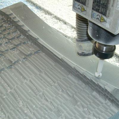3D-Fräsen für den Formen- und Werkzeugba