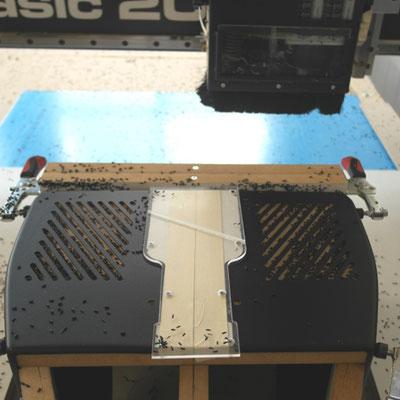Fräsbearbeitung technischer Kunststoffe