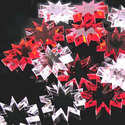 polierte Kante durch Laserschnitt
