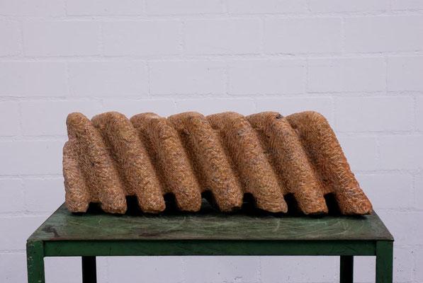 Freds Traum 10, 2011, Teutosandstein, 22x62,5x20 cm