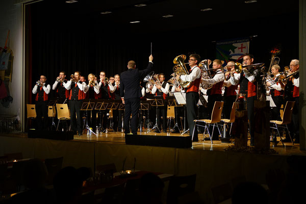 """Krönender Abschluss des offiziellen Konzertprogramms mit """"Böhmische Liebe"""""""