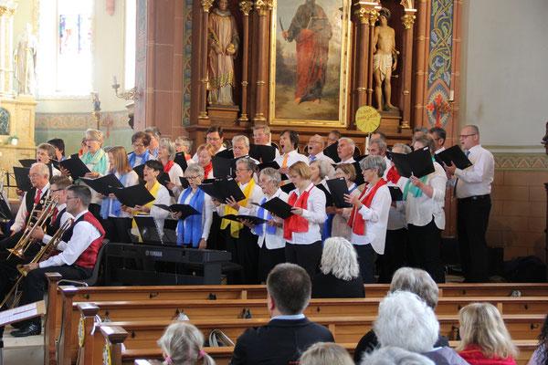 Der Kirchenchor Römerswil