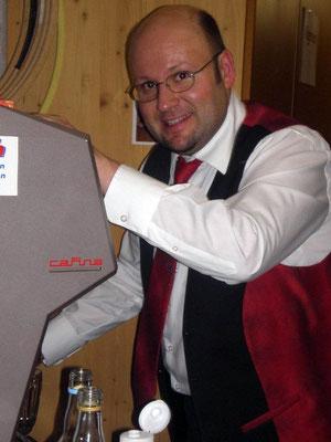 Kassier Armin Müller