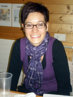 Neu-Aktuarin Erna Schacher