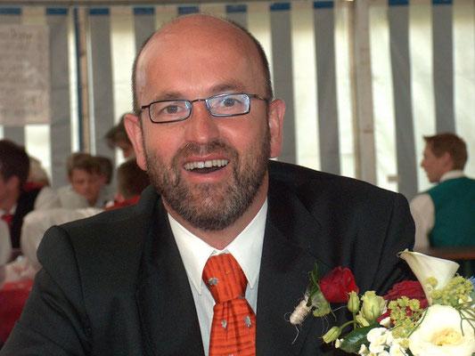 OK-Präsident Erwin Studer