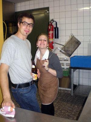 Beat Schmidiger und Sepp Stocker