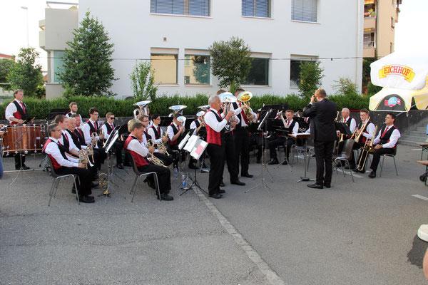 Solisten mit der Bergsteiger-Polka