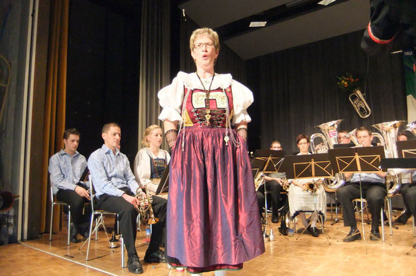 Solojodlerin Lisbeth Arnold