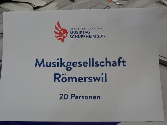 Über die halbe MG Römerswil ist nach Schüpfheim gereist um unseren Kantonalen-Ehrenveteran zu feiern