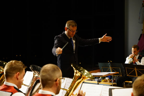 Dirigent Marcel Roth