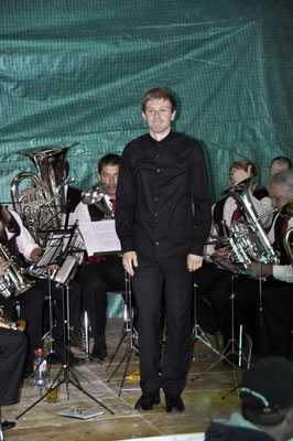Der letzte Auftritt unter Dirigent Manuel Renggli