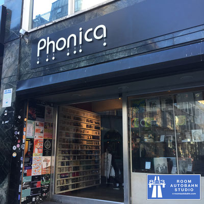 London, Record, Phonica