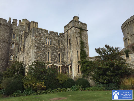 Windsor Castle,ウィンザー城