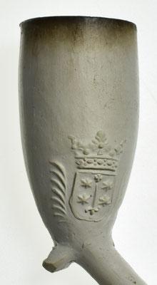 wapen van Haarlem gekroond