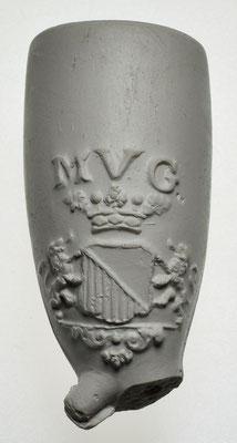 wapen van Utrecht gekroond