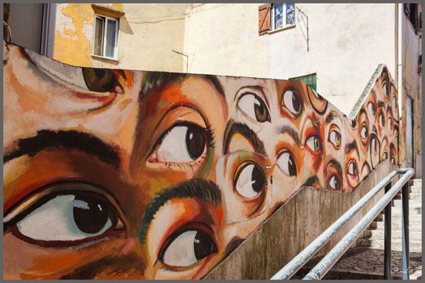 Augen verfolgen dich/Lisboa