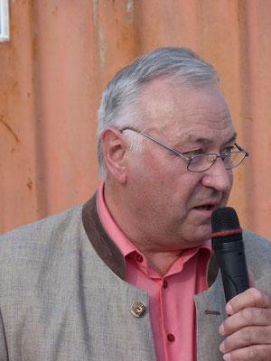 Bürgermeister Karl Beck