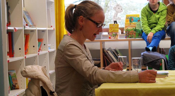 Lesung Keune-Grundschule