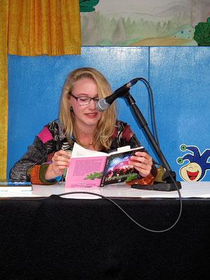 Lesung Literatur on tour