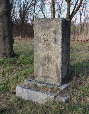 Viertelmeilenstein Prischwitz