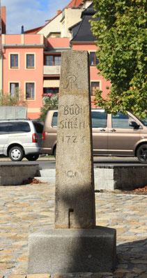 Ganzmeilensäule Bautzen (Rest)