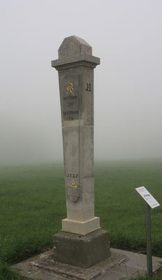 Halbmeilensäule Börnersdorf